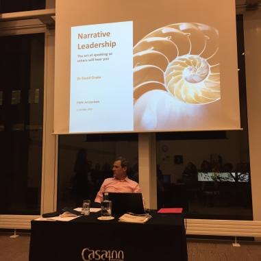 Narrative Leadership by David Drake